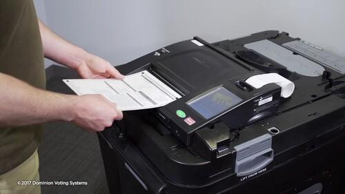 Dominion ImageCast Precinct – Verified Voting