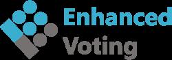 Enhanced Voting logo