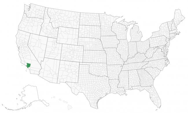 VSAP usage map 2020